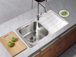Chậu rửa chén inox Erowin 7245V