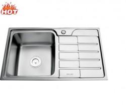 Chậu rửa chén inox Erowin 7945V