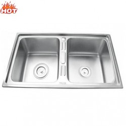 Chậu rửa chén inox Erowin 8445VA
