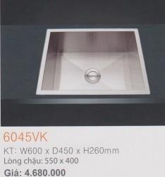 Chậu rửa chén inox Erowin 6045VK