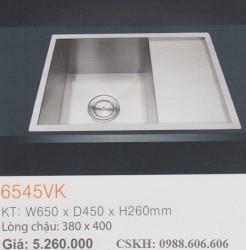 Chậu rửa chén inox Erowin 6545VK