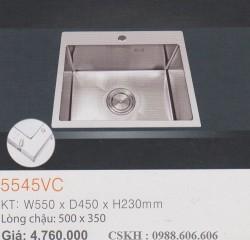 Chậu rửa chén Erowin 5545VC