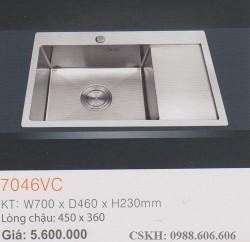 Chậu rửa chén Erowin 7046VC