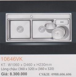 Chậu rửa chén Erowin 10646VK