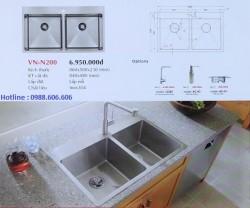 Chậu rửa chén Carysil VN-N200